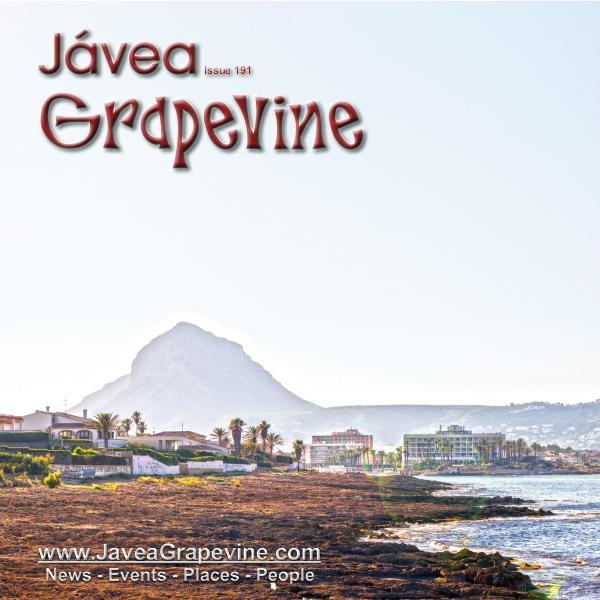 Javea Grapevine 191