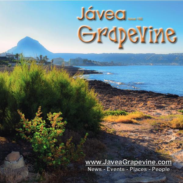 Javea Grapevine 192