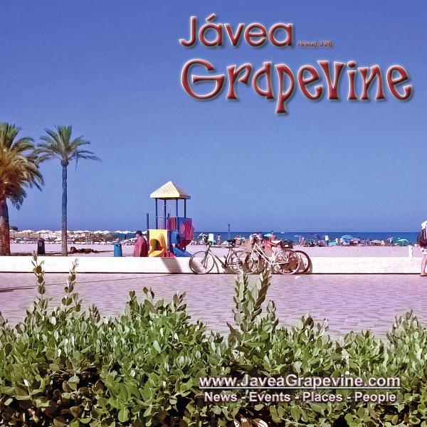 Javea Grapevine 336