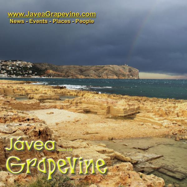 Javea Grapevine 338