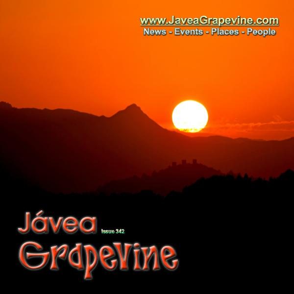 Javea Grapevine 342