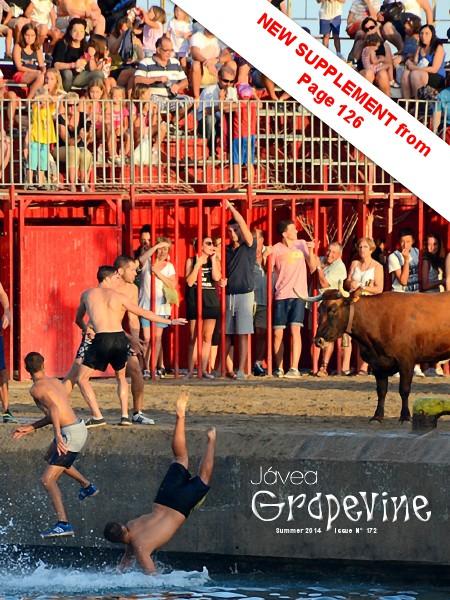 Javea Grapevine Issue No. 172 - 2014