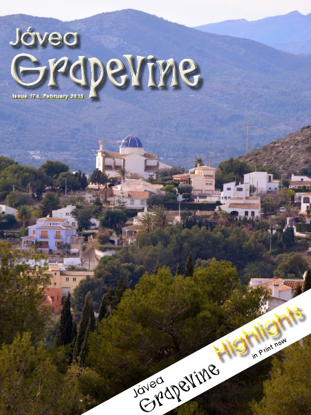 Javea Grapevine Issue 174 - 2015
