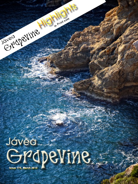 Javea Grapevine Issue 175 - 2015