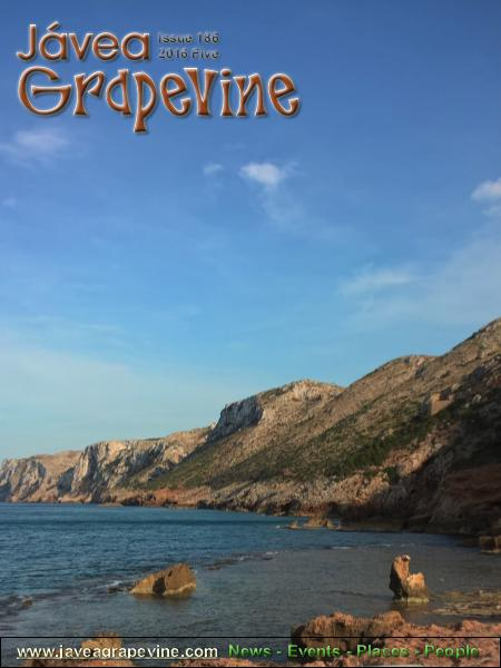 Javea Grapevine 186 2016 Five