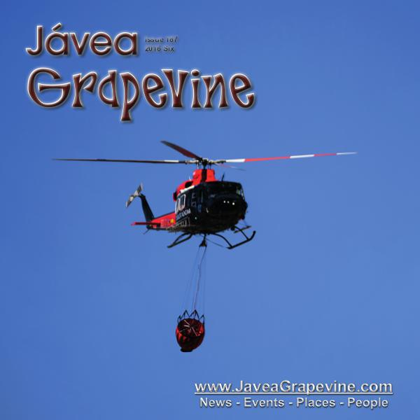 Javea Grapevine 187 2016 Six