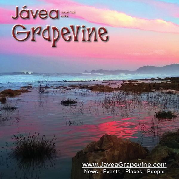 Javea Grapevine 189