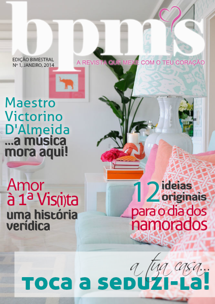 Date a Home Magazine | Jan / Fev 2014