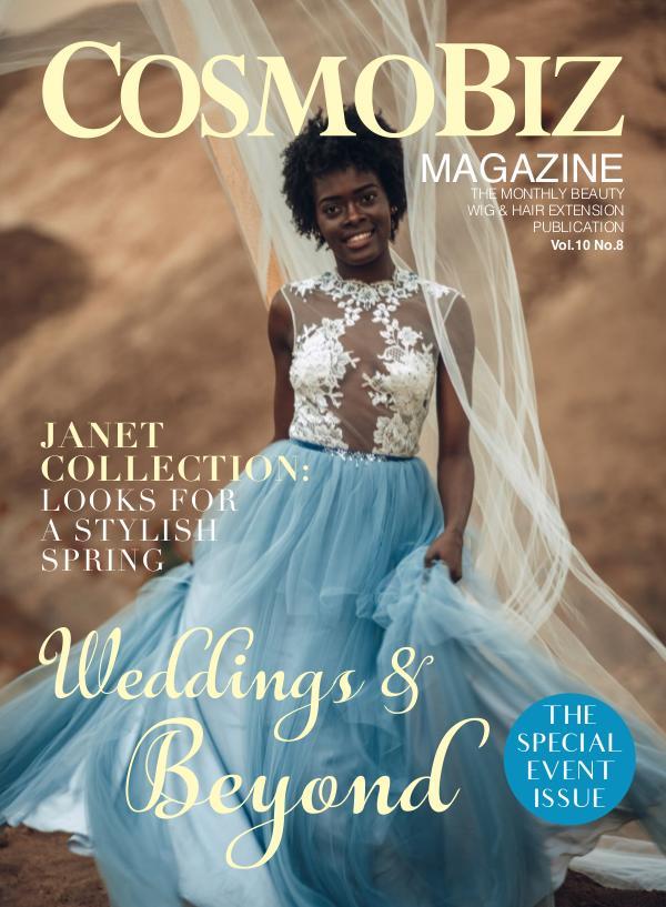 CosmoBiz Magazine May 2019