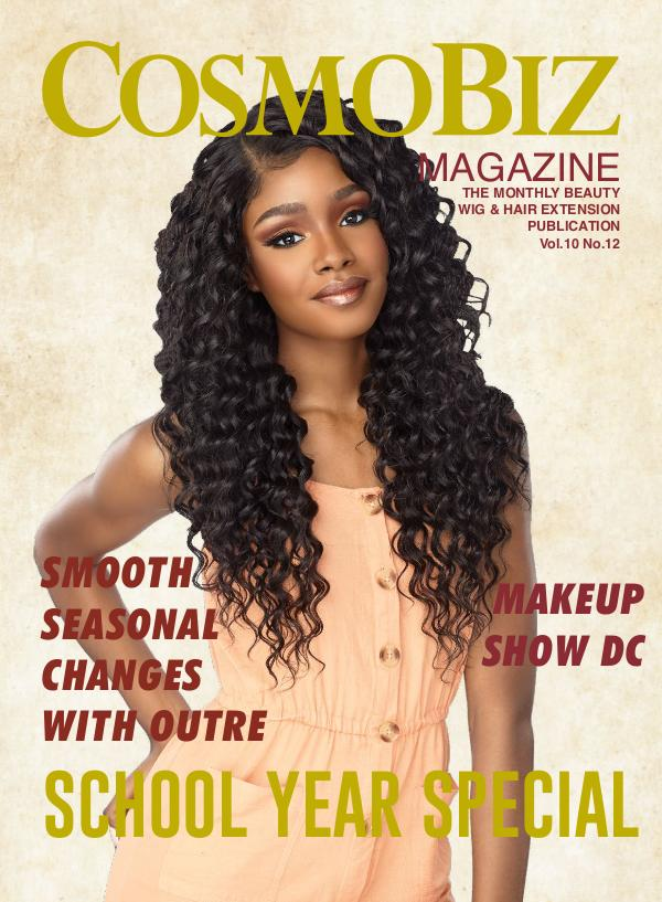 CosmoBiz Magazine September-2019