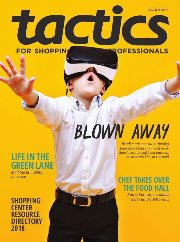 Tactics Magazine Volume  26, Kids Entertainment Edition 2017 Sample