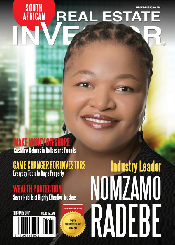 Real Estate Investor Magazine - February 2017