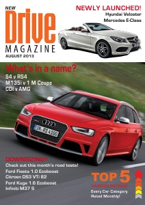 Drive Magazine August 2013