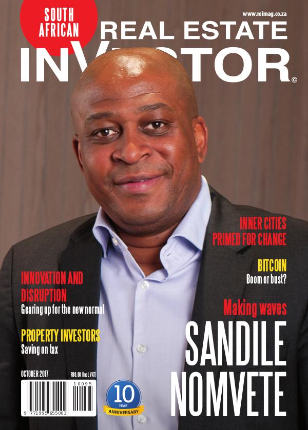 Real Estate Investor Magazine - October 2017