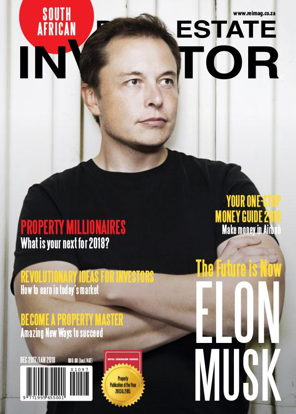 Real Estate Investor Magazine South Africa Real Estate Investor Magazine - Dec/Jan 2018