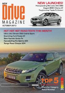 Drive Magazine October 2013