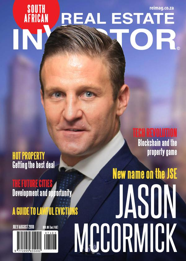 Real Estate Investor Magazine South Africa July 2018