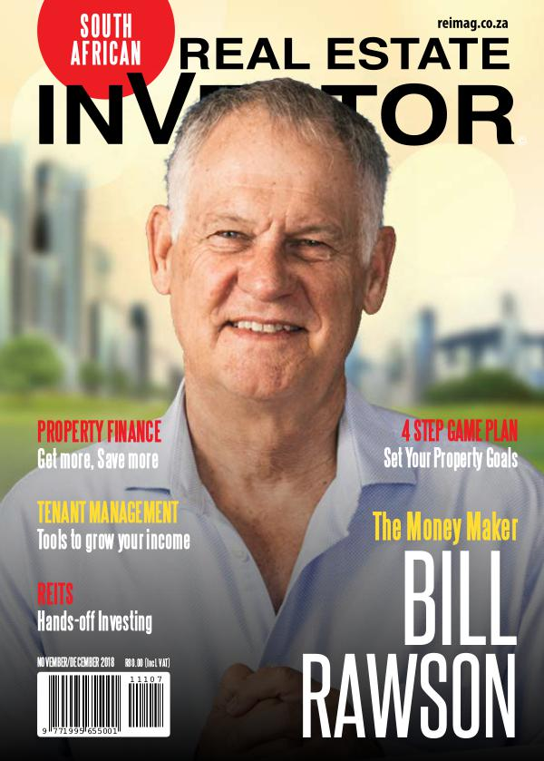 Real Estate Investor Magazine South Africa November 2018