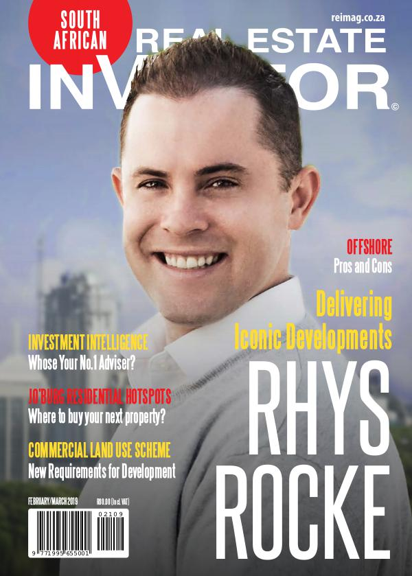 Real Estate Investor Magazine South Africa February/March 2019