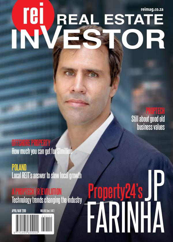 Real Estate Investor Magazine South Africa April/May 2019