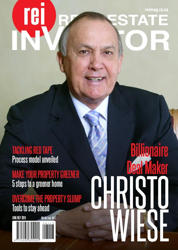 Real Estate Investor Magazine South Africa June/ July 2019