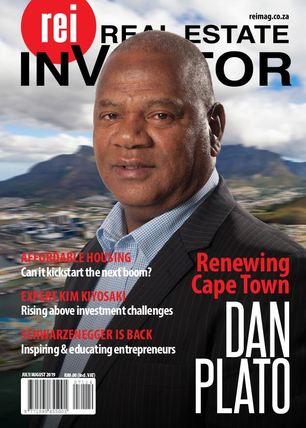 Real Estate Investor Magazine South Africa July/August 2019