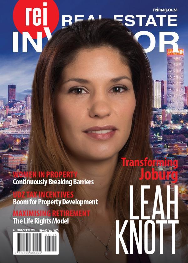 Real Estate Investor Magazine South Africa August/September 2019