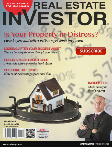 Real Estate Investor Magazine South Africa March 2014