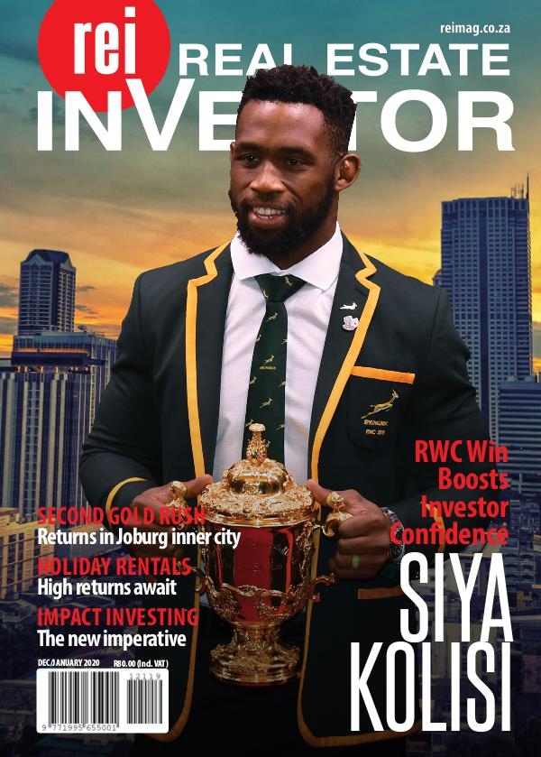 Real Estate Investor Magazine South Africa Dec/January 2020