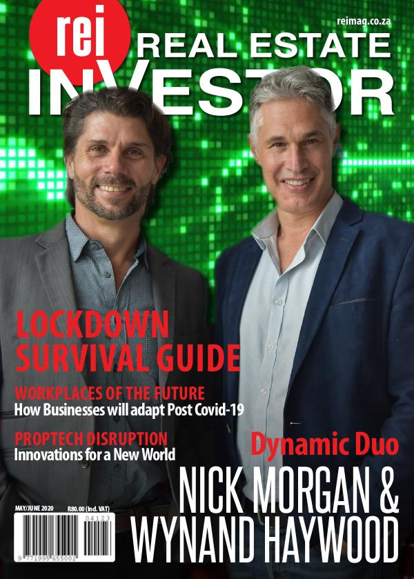Real Estate Investor Magazine South Africa May/ June 2020