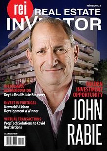 Real Estate Investor Magazine July/ Aug 2020