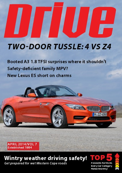 Drive Magazine Issue 7 April May 2014