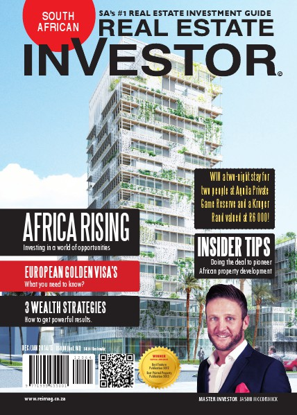 Real Estate Investor Magazine South Africa December 14/ January 15