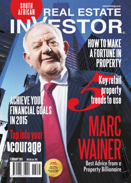 Real Estate Investor Magazine South Africa February 2015
