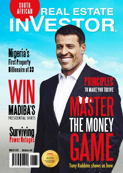 Real Estate Investor Magazine South Africa March 2015