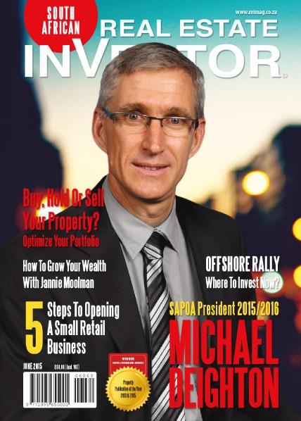Real Estate Investor Magazine South Africa June 2015
