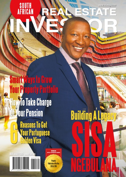 Real Estate Investor Magazine South Africa July 2015