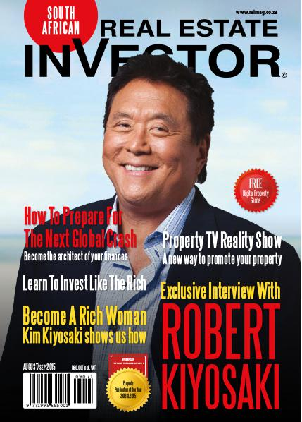 Real Estate Investor Magazine South Africa August 2015
