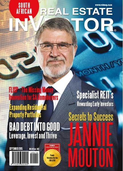 Real Estate Investor Magazine South Africa September 2015