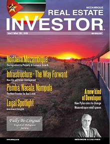 Real Estate Investor Magazine Mozambique