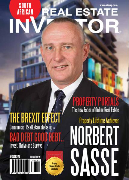 Real Estate Investor Magazine South Africa August 2016