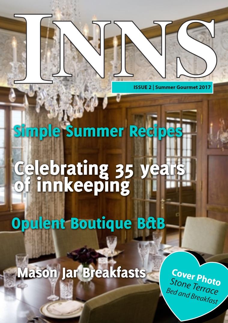 Issue 2 Volume 21 Summer Gourmet 2017