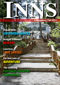 Inns Magazine Issue 3 Vol. 17 Fall Escapes 2013