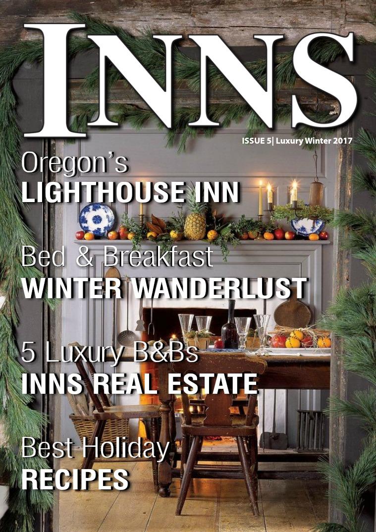 Inns Magazine Issue 5 Volume 21 Luxury Winter 2017