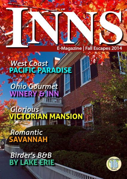 Inns Magazine Issue 3 Vol. 18 Fall Escapes 2014
