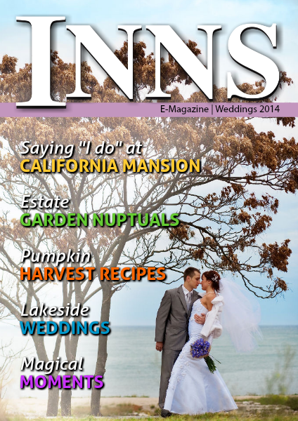 Inns Magazine Issue 4 Vol. 18 Weddings 2014