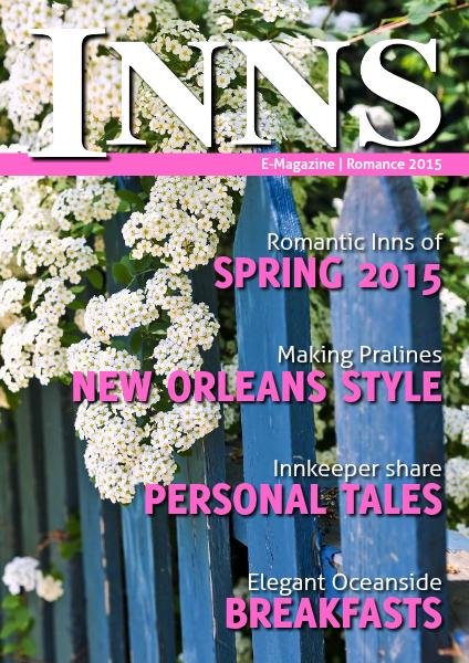 Inns Magazine Issue 1 Vol. 19 Spring Romance 2015