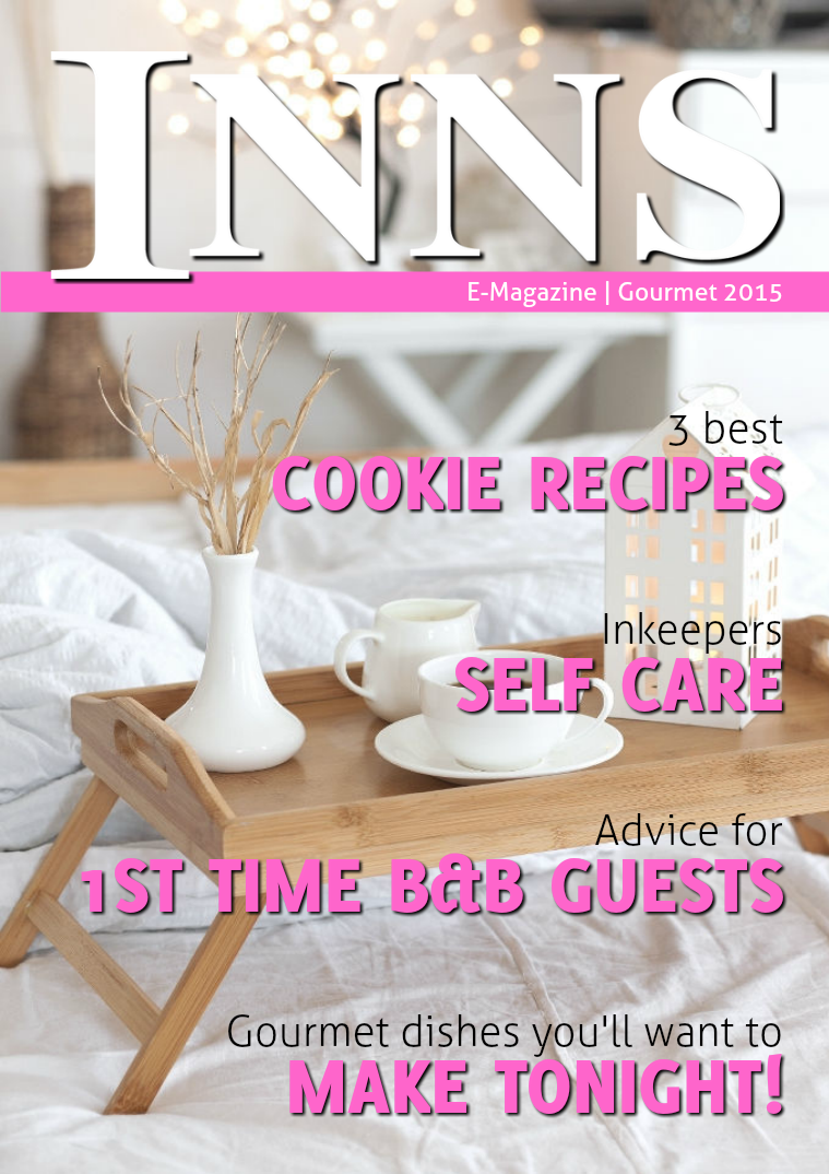 Inns Magazine Issue 2 Vol. 19 Summer Gourmet 2015
