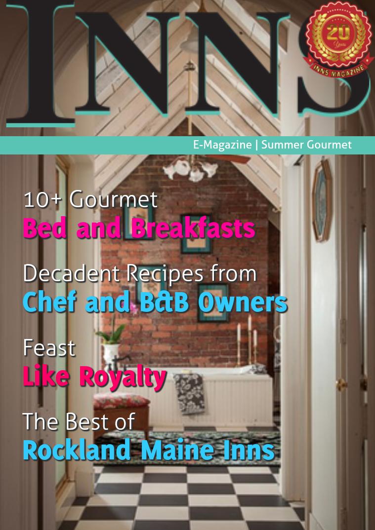 Issue 2 Vol. 20 Summer Gourmet 2016