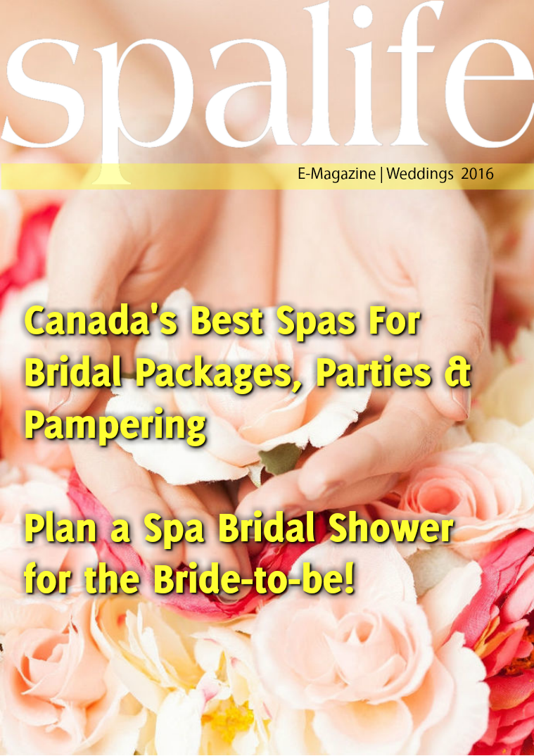 Issue 4 Vol. 16 Weddings 2016